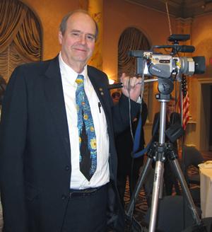 ECWG videographer