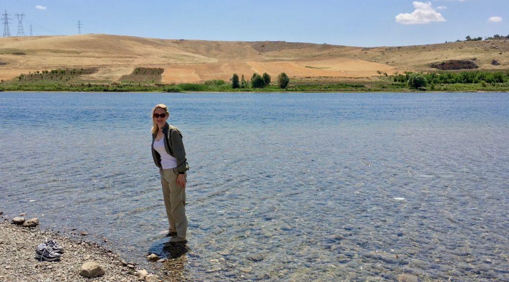 Sarah Yeoman at Euphrates