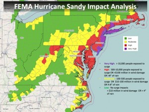 Fema-Surge Sandy with text