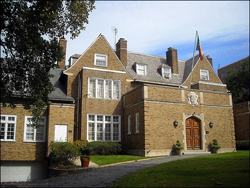 The Portuguese Ambassador's residence