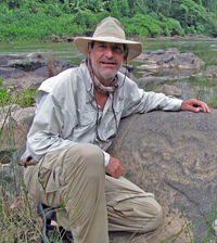 Robert Hyman in Honduras