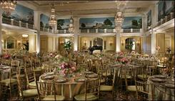The Willard Hotel ballroom